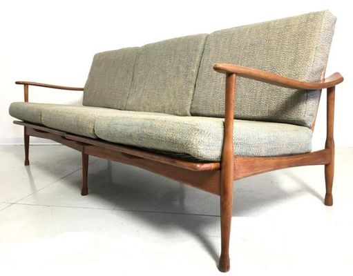 Mid-Century 3-Seater Sofa from Danese