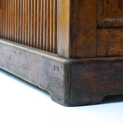 Bevorzugt Vintage Schrank mit Rolltür bei Pamono kaufen XI84