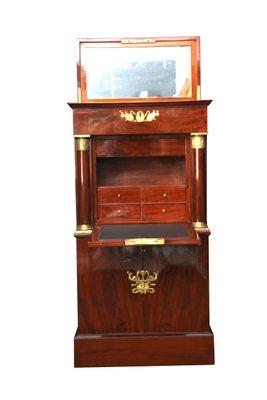 Kleiner Empire Sekretär Aus Mahagoni 1815 Bei Pamono Kaufen