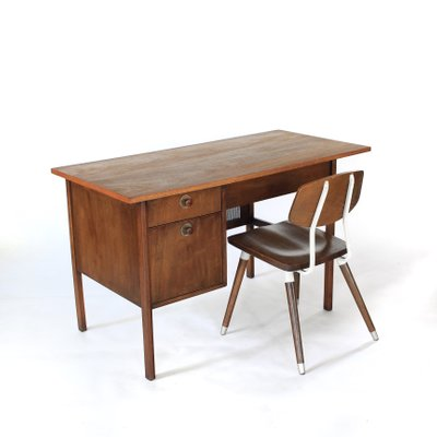 Charmant Mid Century Desk U0026 Chair By Jack Cartwright For Founders 2