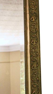 Specchio da parete grande vittoriano, Francia, fine XIX secolo