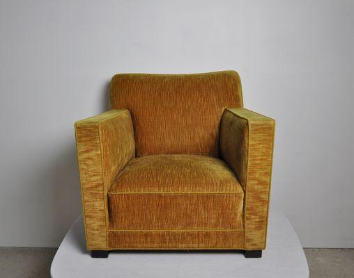 Stupendous Mid Century Velvet Lounge Chair Pdpeps Interior Chair Design Pdpepsorg