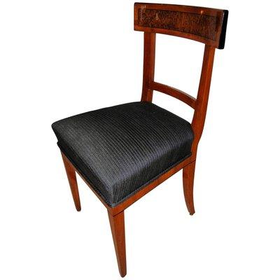 Biedermeier Stuhl Aus Kirschholz Birkenholz 1820er