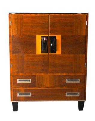 Mueble Bauhaus De Nogal Anos 30