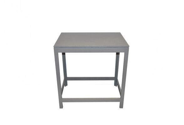 Art Deco Painted Gray Table 1930s