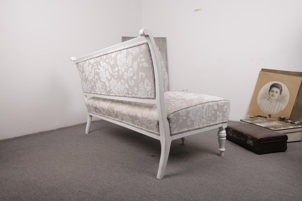 Antique Painted Sofa For At Pamono