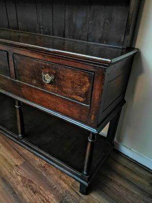 18th Century Oak Welsh Dresser For