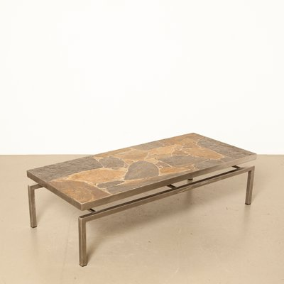 huge discount d1162 b7538 Concrete Coffee Table, 1960s