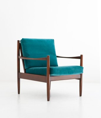 Pleasing Mid Century Swedish Modern Armchair 1950S Ocoug Best Dining Table And Chair Ideas Images Ocougorg