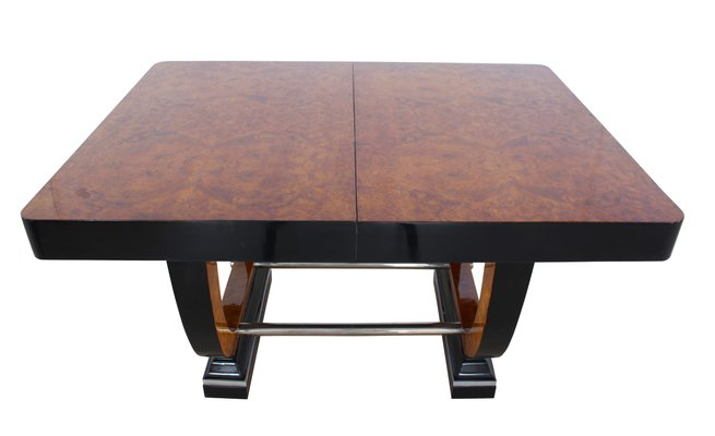 Expandable Thuja Roots Dining Table