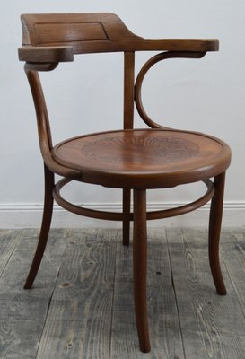 Tremendous Antique Desk Chair From Baumann Ibusinesslaw Wood Chair Design Ideas Ibusinesslaworg