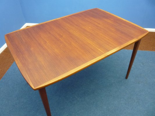 Mid Century Teak Dining Table 1960s For Sale At Pamono