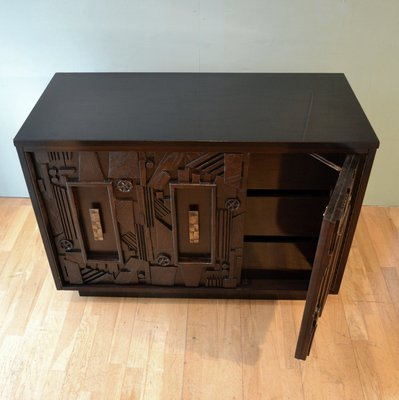 Brutalist Chest Of Drawers From Lane Furniture, 1960s 2