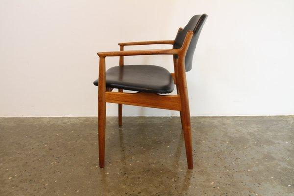 Vintage Danish 62 A Teak Armchair By Arne Vodder For Sibast Mobler