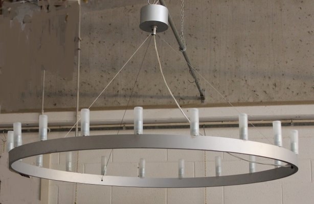 18 Light Ceiling Lamp By David Chipperfield For Fontana Arte 2004