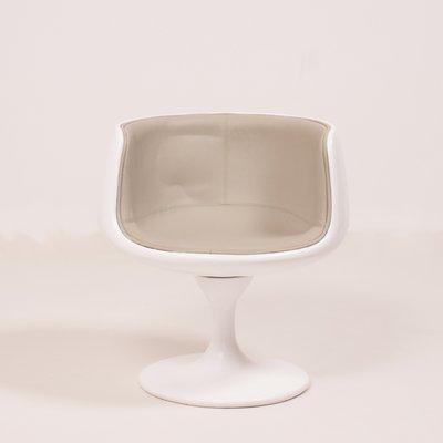 Fantastic Vintage Swivel Tulip Tub Chairs Set Of 4 Camellatalisay Diy Chair Ideas Camellatalisaycom