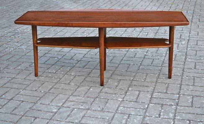 Vintage Surfboard Coffee Table, 1960s