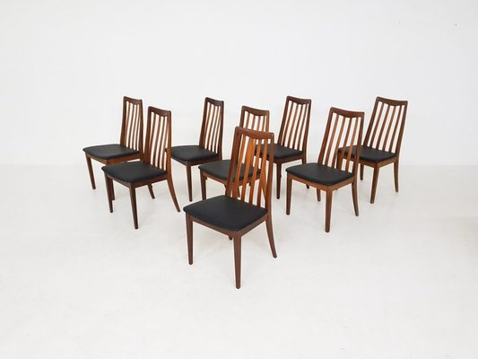Stupendous British Dining Chairs By Leslie Dandy For G Plan 1960S Set Of 8 Dailytribune Chair Design For Home Dailytribuneorg