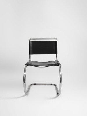 Mr 533 Stühle Von Mies Van Der Rohe 1927 3er Set Bei Pamono Kaufen