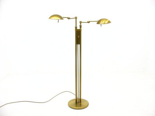 Floor Lamp From Holtkoetter 1980s