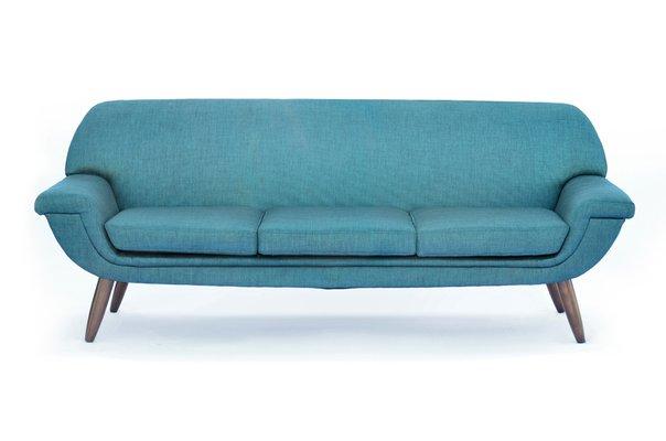 Pleasing Jetsons Modernist Scandinavian Sofa Uwap Interior Chair Design Uwaporg