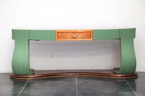 Tavolino Da Boudoir.Consolle Boudoir Di Vittorio Dassi Anni 40