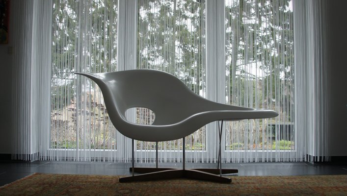 Design Bank Met Chaise Longue.Chaise Longue By Charles Ray Eames For Vitra 1990s For Sale At