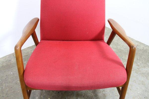 Vintage Par HansenDanemark1950s Fritz Alf Svensson Pour Inclinable Chaise 5R3qSALc4j