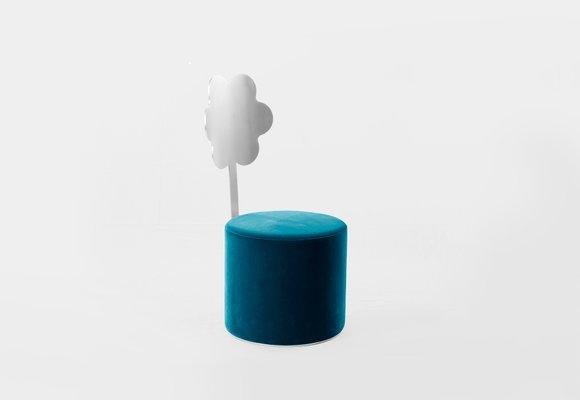 Outdoor Daisy Pouf von Artefatto Design Studio für SECOLO