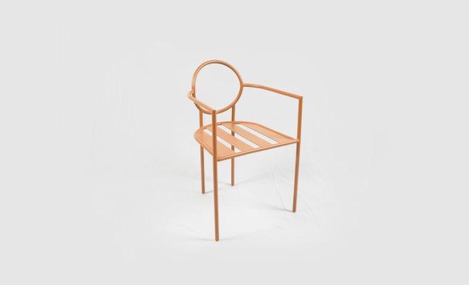 In Artefatto Secolo Sedia Design Per Giardino Da Halo Di Studio eIbWHED29Y