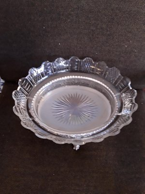 Antique Gl Silver Plated Table Centerpiece Bowl From Wmf