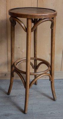 Surprising Vintage Curved Wood Bar Stools Set Of 2 Forskolin Free Trial Chair Design Images Forskolin Free Trialorg