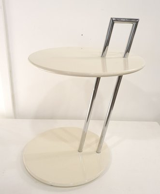 Occasional Table By Eileen Gray For Vereinigte Werkstatte 1970s