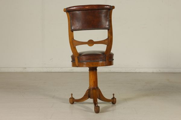 FRENCH garden antique brown CHAIR WROUGHT IRON  QUALITY NEW