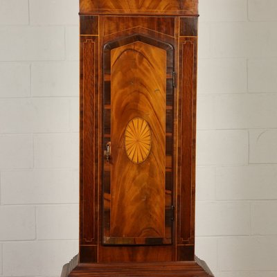 English Grandfather Clock 1800s