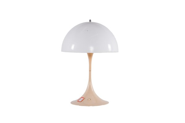 Vintage Panta Table Lamp By Verner