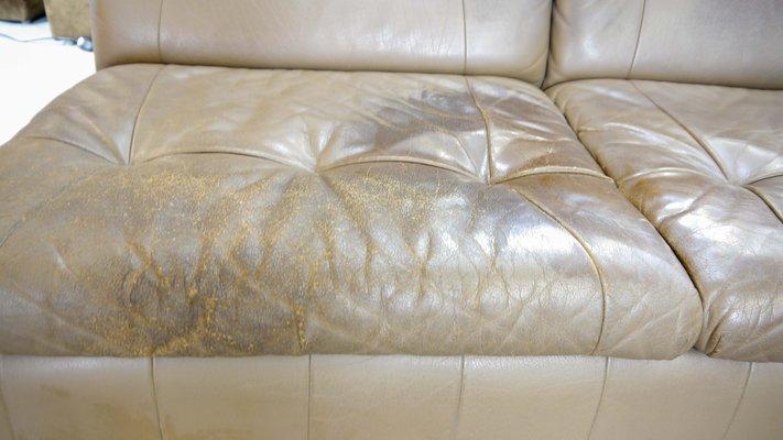 Prime Large Vintage Modular Leather Sofa Ibusinesslaw Wood Chair Design Ideas Ibusinesslaworg