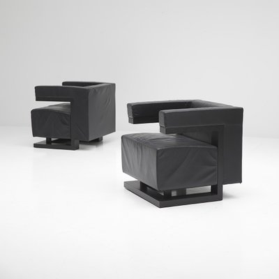 F51 Armchairs By Walter Gropius For