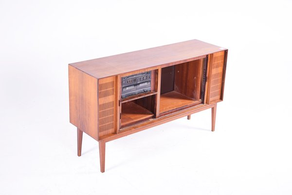 Vintage Rosewood Stereo Cabinet From Bang U0026 Olufsen 3