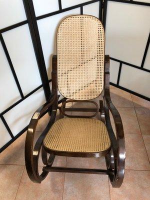 promo code 7fc94 0614b Vintage Vienna Straw Rocking Chair