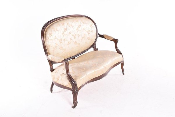 Superb Antique Louis Xv Style Rosewood Sofa Machost Co Dining Chair Design Ideas Machostcouk