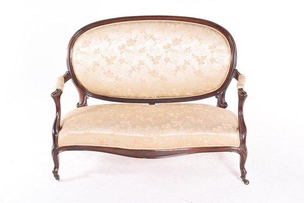 Fabulous Antique Louis Xv Style Rosewood Sofa Machost Co Dining Chair Design Ideas Machostcouk