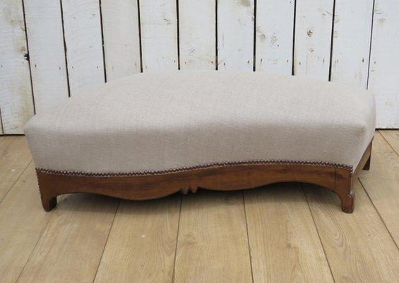 Incredible Antique Oak Linen Corner Window Seat Ncnpc Chair Design For Home Ncnpcorg