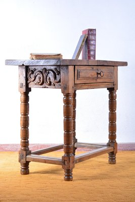 Brilliant Antique Walnut Table Or Desk Used By Jeweler Cjindustries Chair Design For Home Cjindustriesco