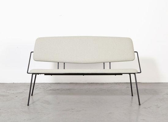 Minimalist Sofa By Rudolf Wolf For Elsrijk, 1950s