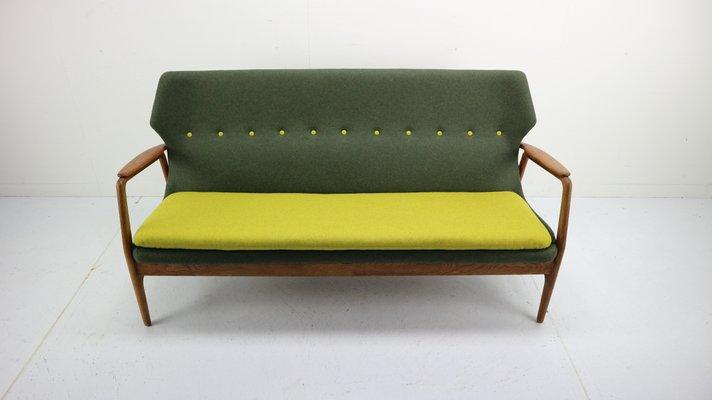 Wingback Sofa By Aksel Bender Madsen