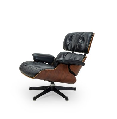 Groovy Lounge Chair By Charles Ray Eames For Vitra 1960S Theyellowbook Wood Chair Design Ideas Theyellowbookinfo