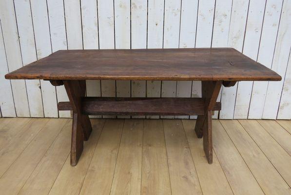 Tavolo da taverna antico, Regno Unito
