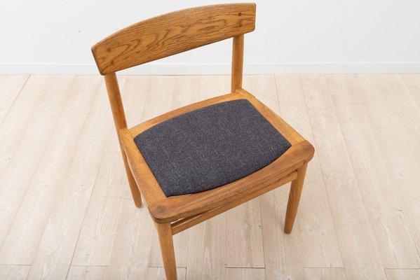 Delicieux Table U0026 Chaises De Salle à Manger Style Shaker En Chêne Par Börje Mogensen  Pour Karl