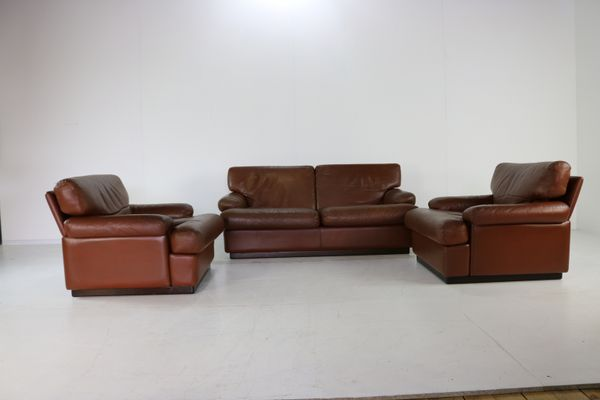 Etonnant Vintage Living Room Set By Vico Magistretti For Cassina